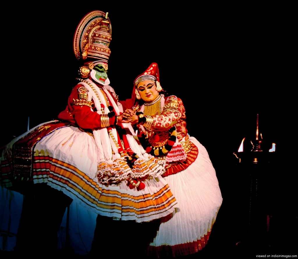 Amazing Kerala kathakali Dance Form Photos 4