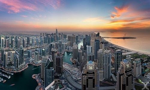 Dubai tour packages from Chennai
