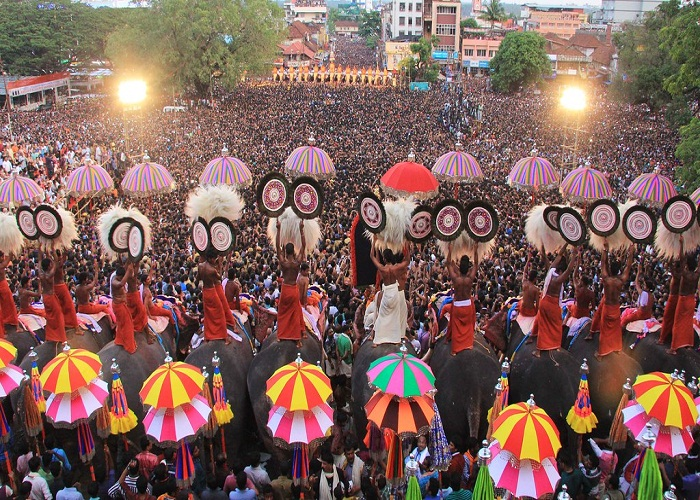 kerala tour packages from ahmedabad by air